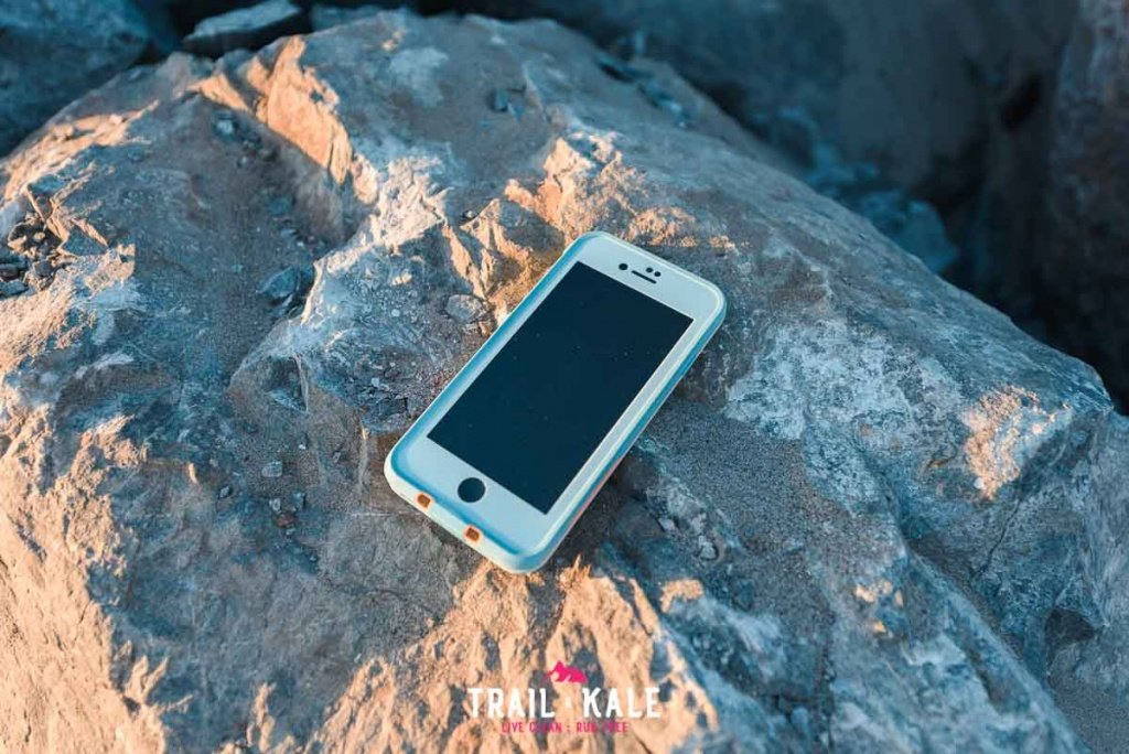 LifeProof FRĒ review - Trail & Kale wm