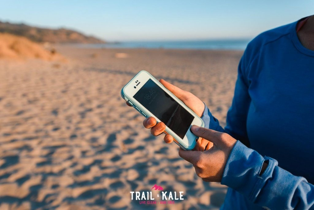 LifeProof FRĒ review - Trail & Kale wm-4