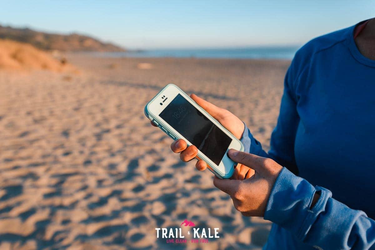 LifeProof FRĒ review - Trail & Kale wm-4