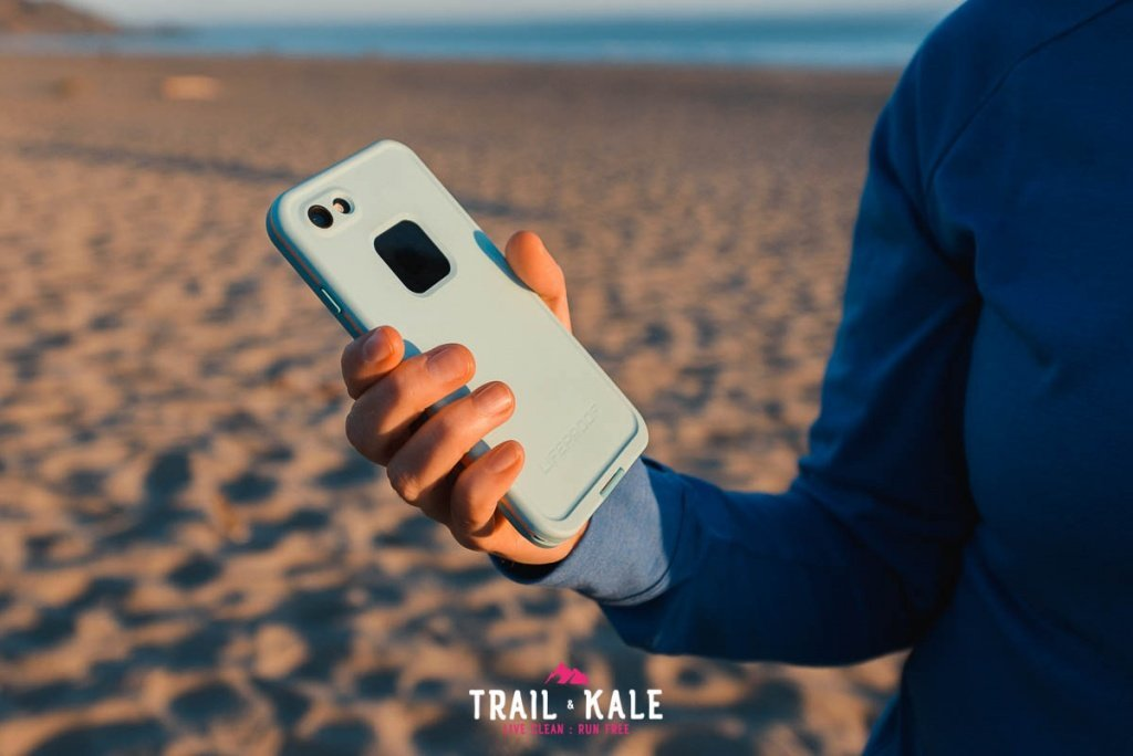 LifeProof FRĒ review - Trail & Kale wm-5