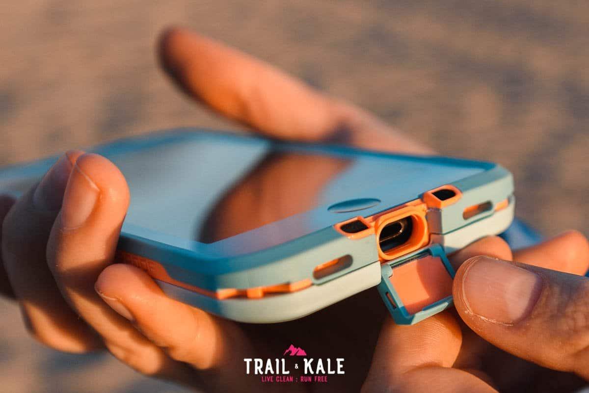 LifeProof FRĒ review - Trail & Kale wm-7