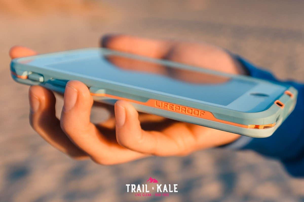 LifeProof FRĒ review - Trail & Kale wm-8