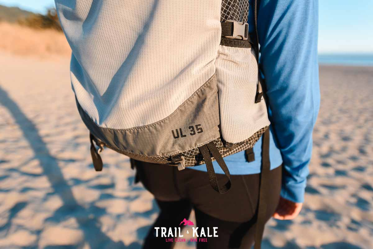 My Trail Co Backpack UL 35 - Trail & Kale wm-4