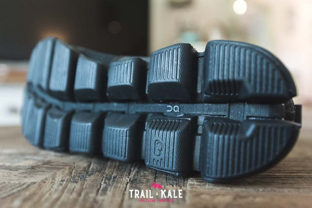 On Cloud Waterproof women's review - Trail & Kale wm-12