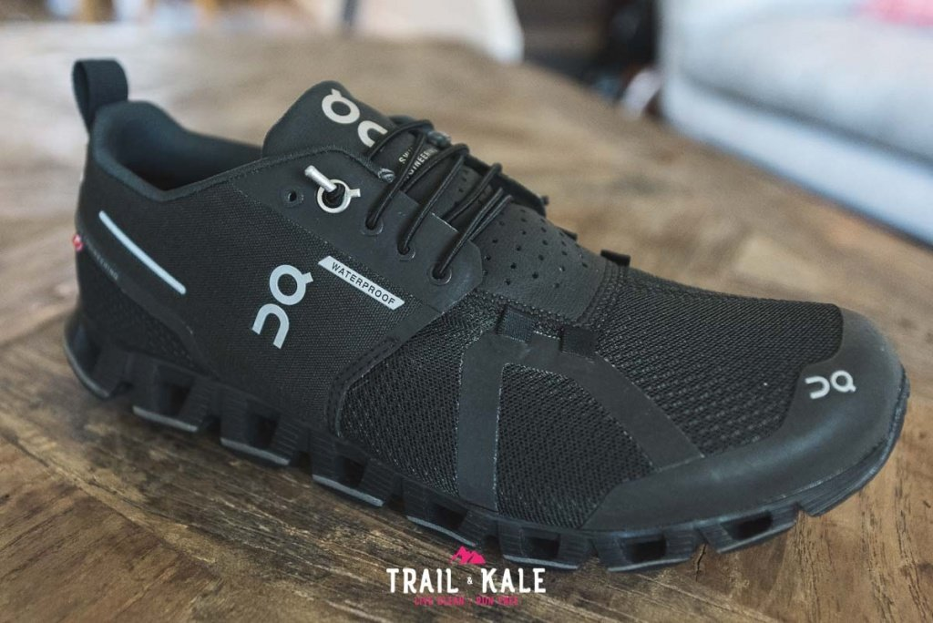On Cloud Waterproof women's review - Trail & Kale wm-9