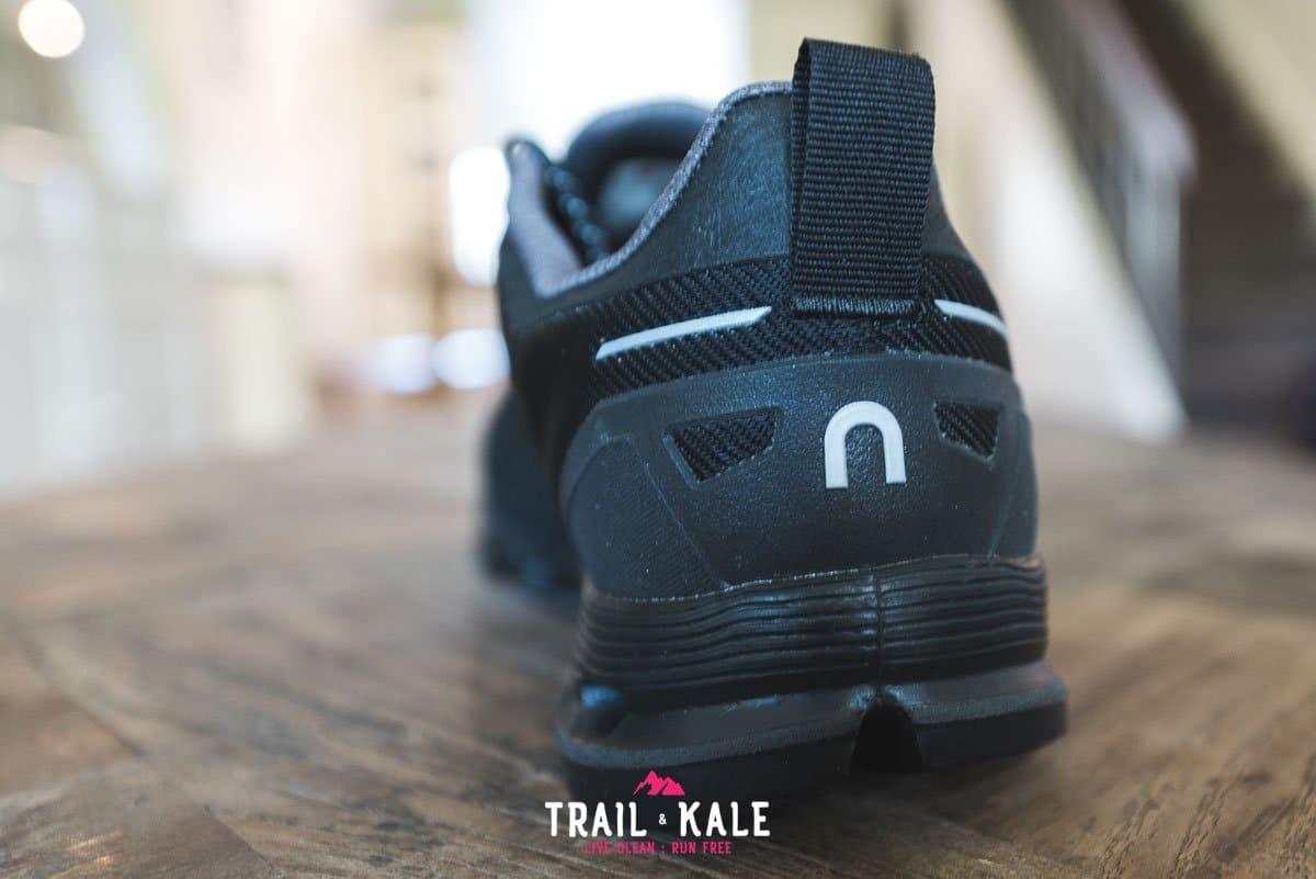 On Cloudflyer Waterproof men's review - Trail & Kale wm-11