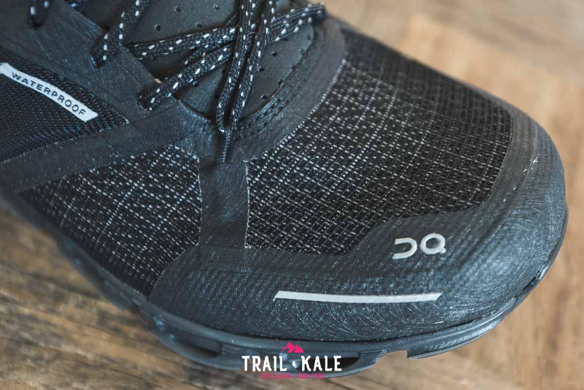 On Cloudflyer Waterproof men's review - Trail & Kale wm-13