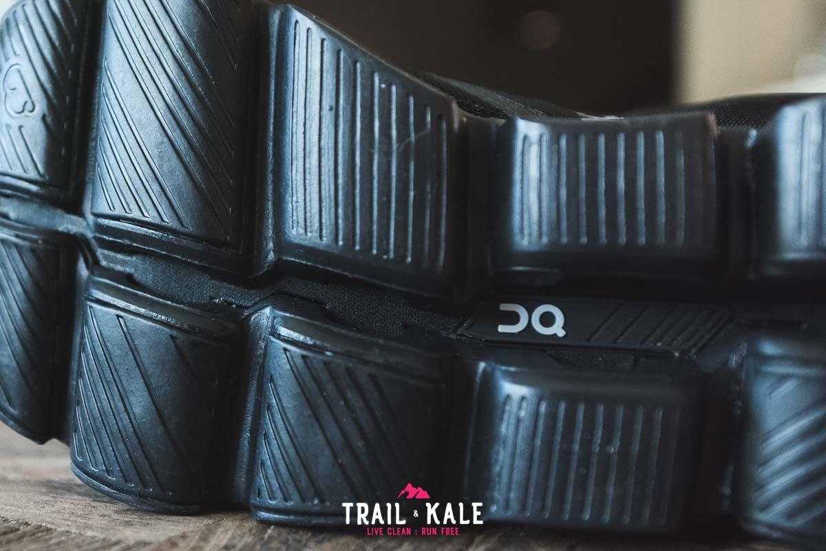 On Cloudflyer Waterproof men's review - Trail & Kale wm-16