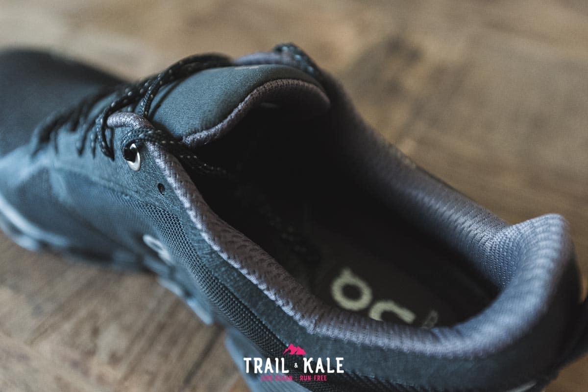 On Cloudflyer Waterproof men's review - Trail & Kale wm-17