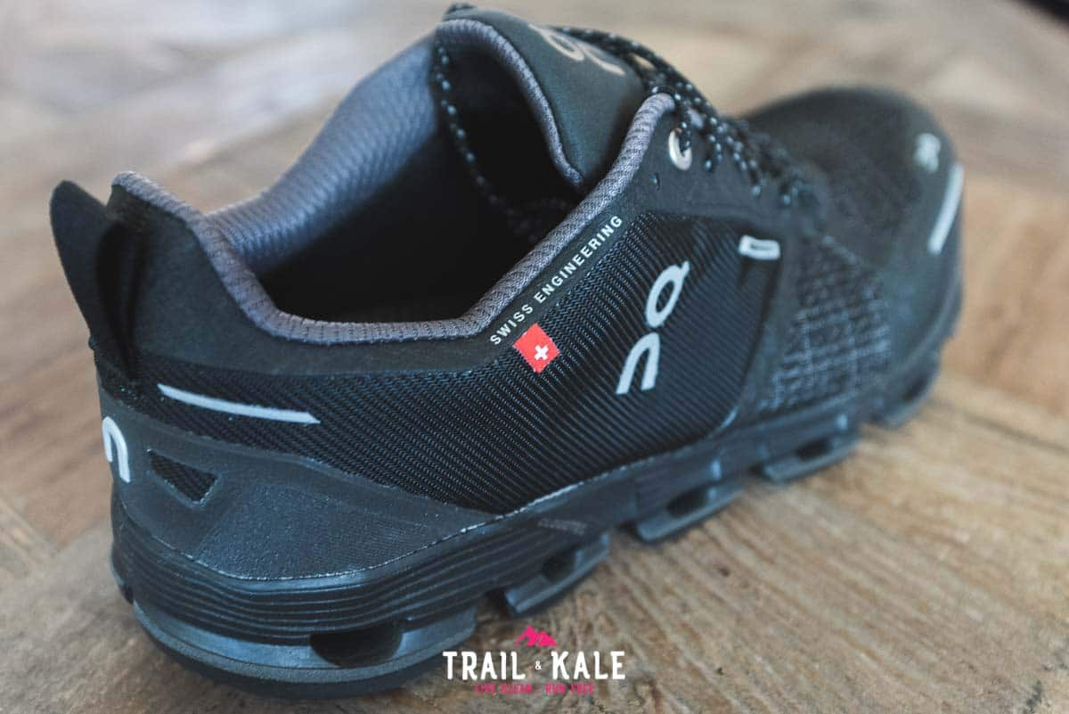 On Cloudflyer Waterproof men's review - Trail & Kale wm-8