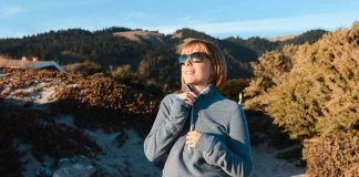 Stio Clothing - stio turpin fleece - trail & kale-2
