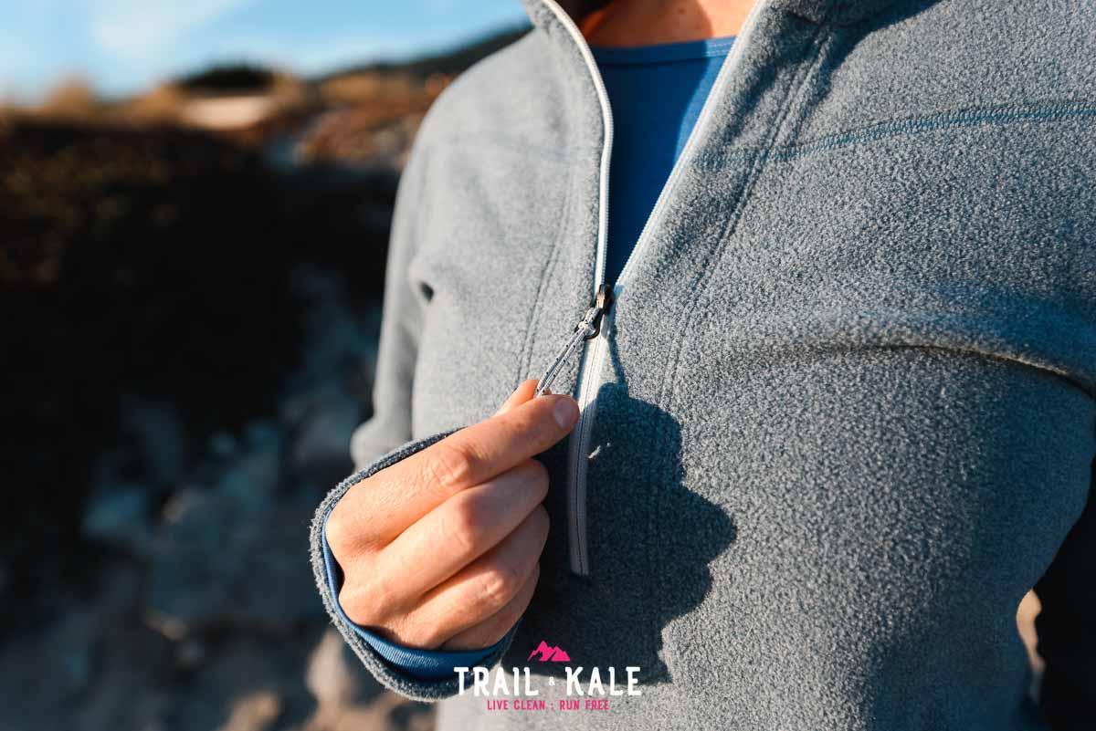 Stio Clothing - stio turpin fleece - trail & kale wm-4