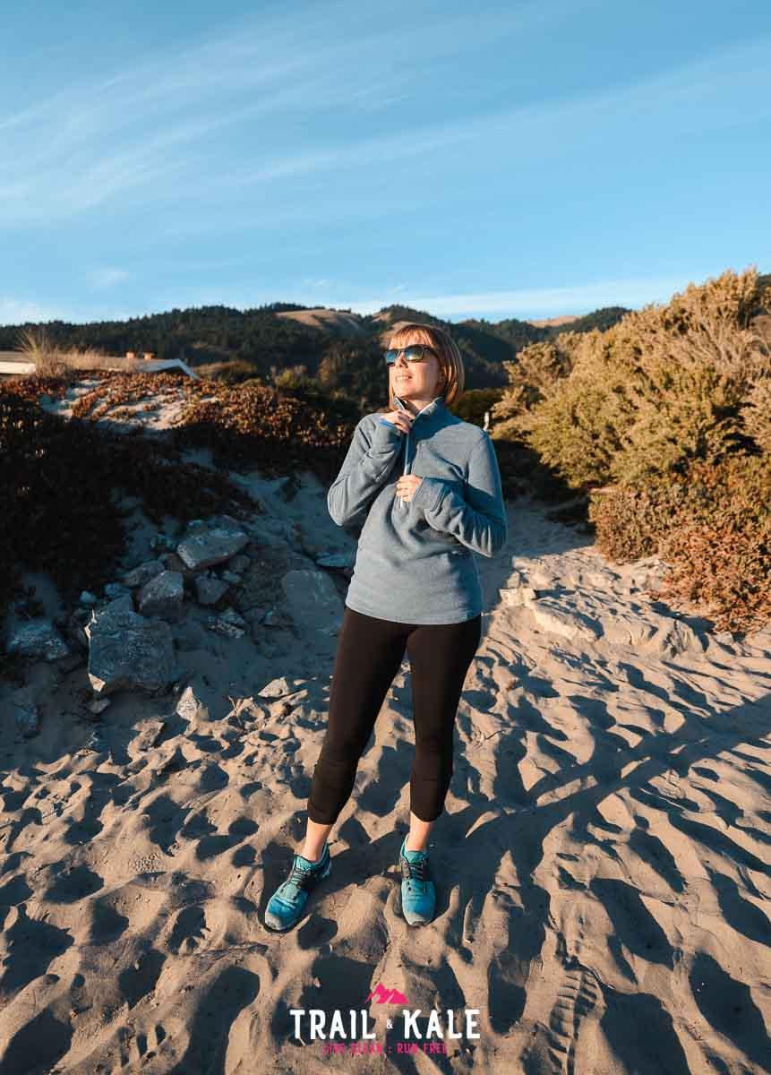 Stio Clothing - stio turpin fleece - trail & kale wm