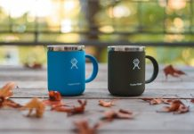 Hydro Flask Coffee Mug 12 oz Review Trail Kale 3