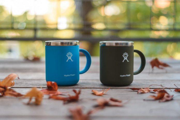 Hydro Flask Coffee Mug 12 oz Review Trail Kale 3