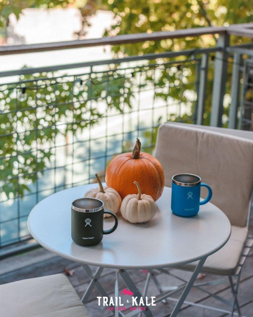Hydro Flask Coffee Mug 12 oz Review Trail Kale wm