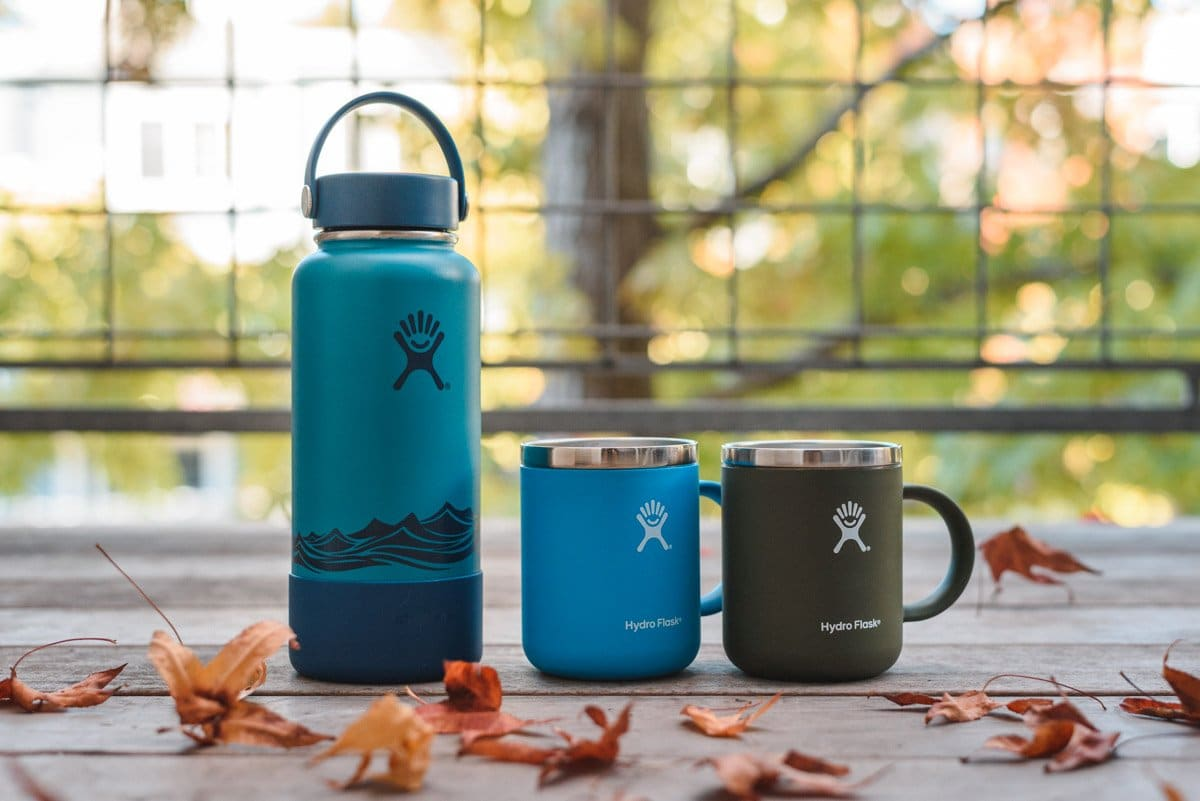 hydro flask limited edition escape 32oz bottle