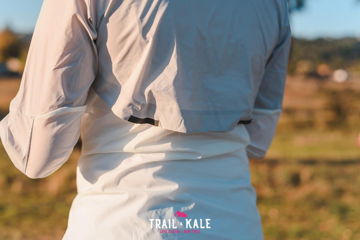 On Weather Jacket Womens review Trail Kale sml wm 10