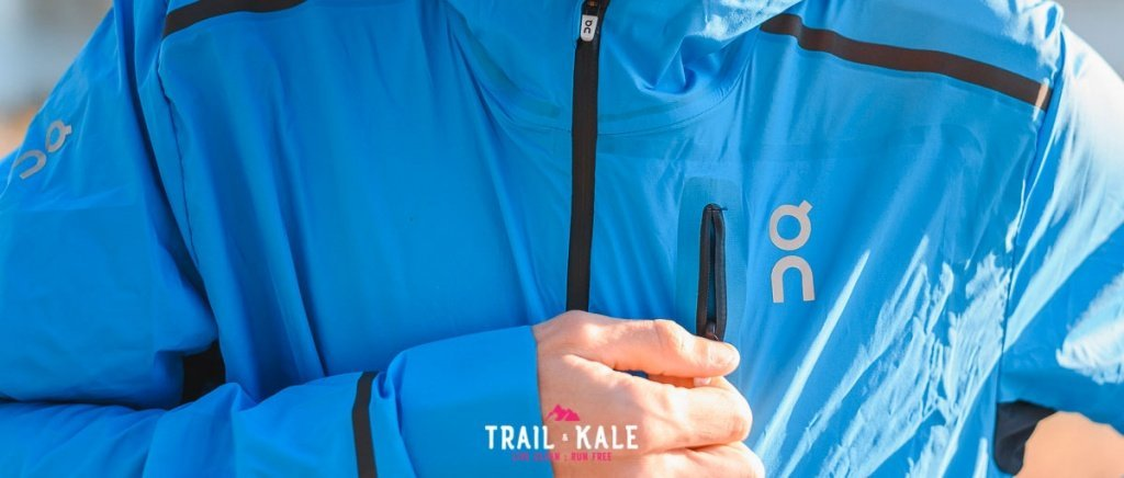 On Weather Jacket mens review Trail Kale sml wm 2