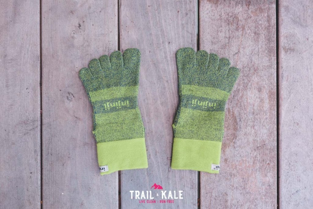 Injinji Trail Midweight Mini Crew review Trail Kale web wm