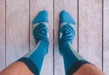 On running socks high review Trail Kale web featured 3