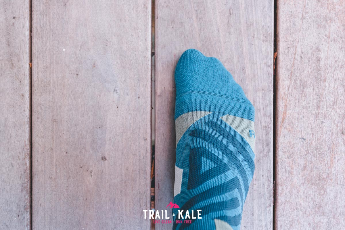 On running socks high review Trail Kale web wm 10