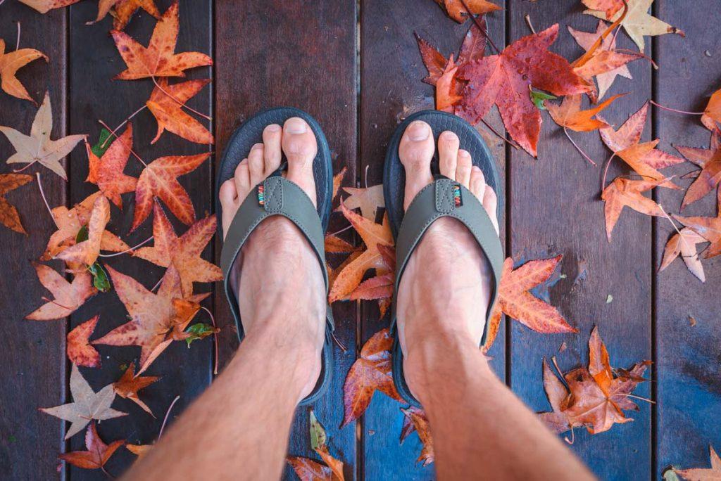 Wiivv Sandals Review Trail Kale web 2