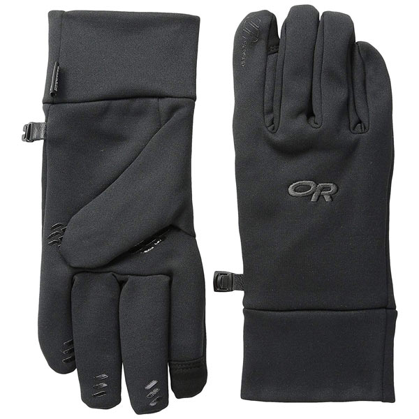 Best running gloves Outdoor Research PL400 Sensor Gloves running gloves trail and kale trail running