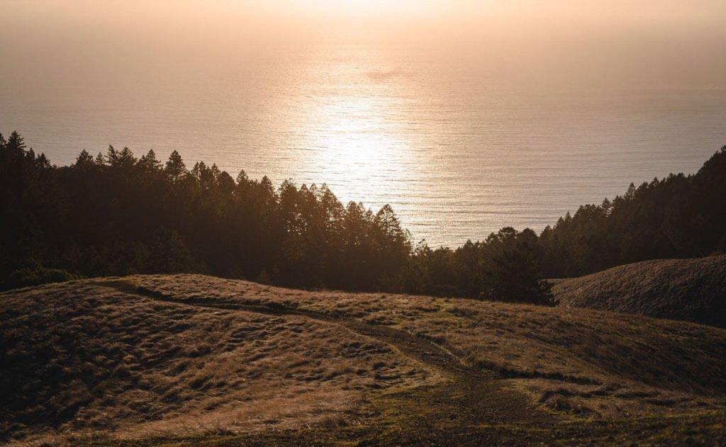 Mt Tamalpais sunset adventure Trail Kale web 12