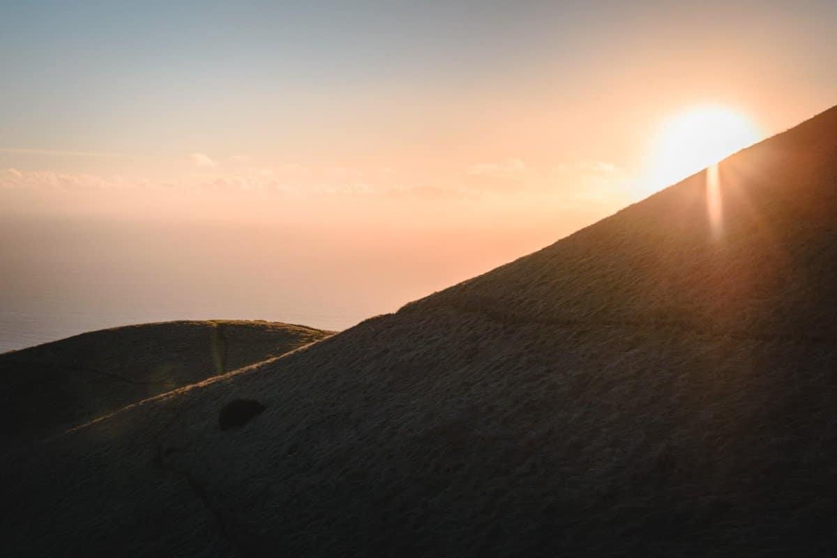 Mt Tamalpais sunset adventure Trail Kale web 17