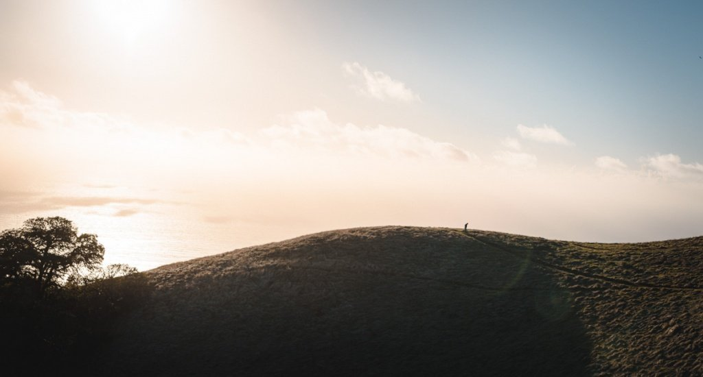 Mt Tamalpais sunset adventure Trail Kale web 6