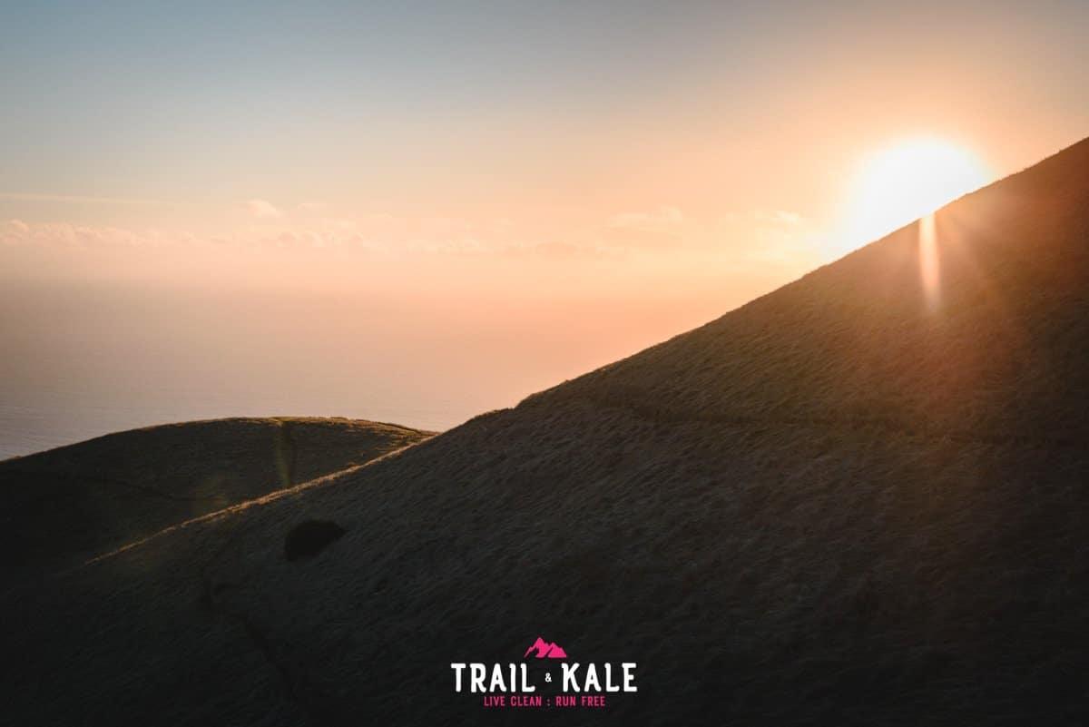 Mt Tamalpais sunset adventure Trail Kale web wm 29