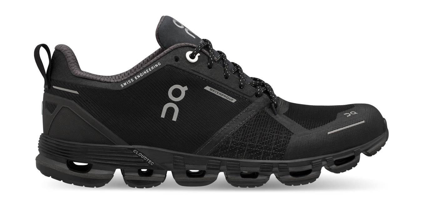 On Cloudflyer Waterproof best on running shoes web wide
