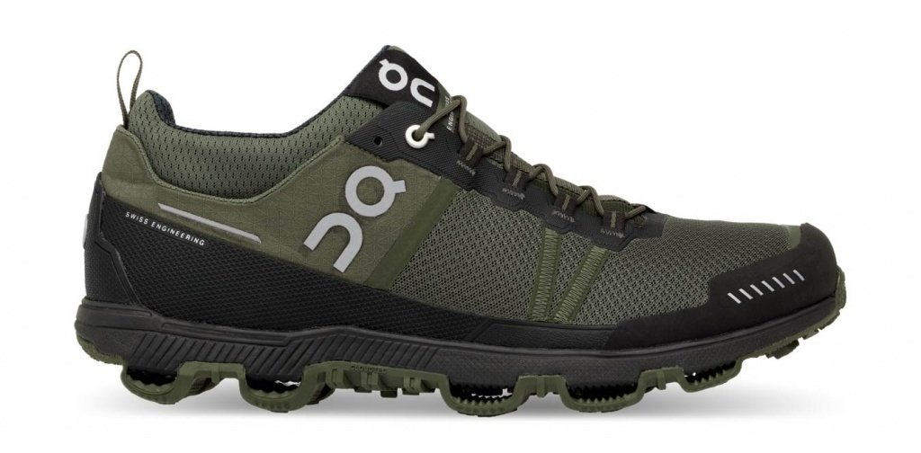 On Cloudventure Midtop best on running shoes web wide