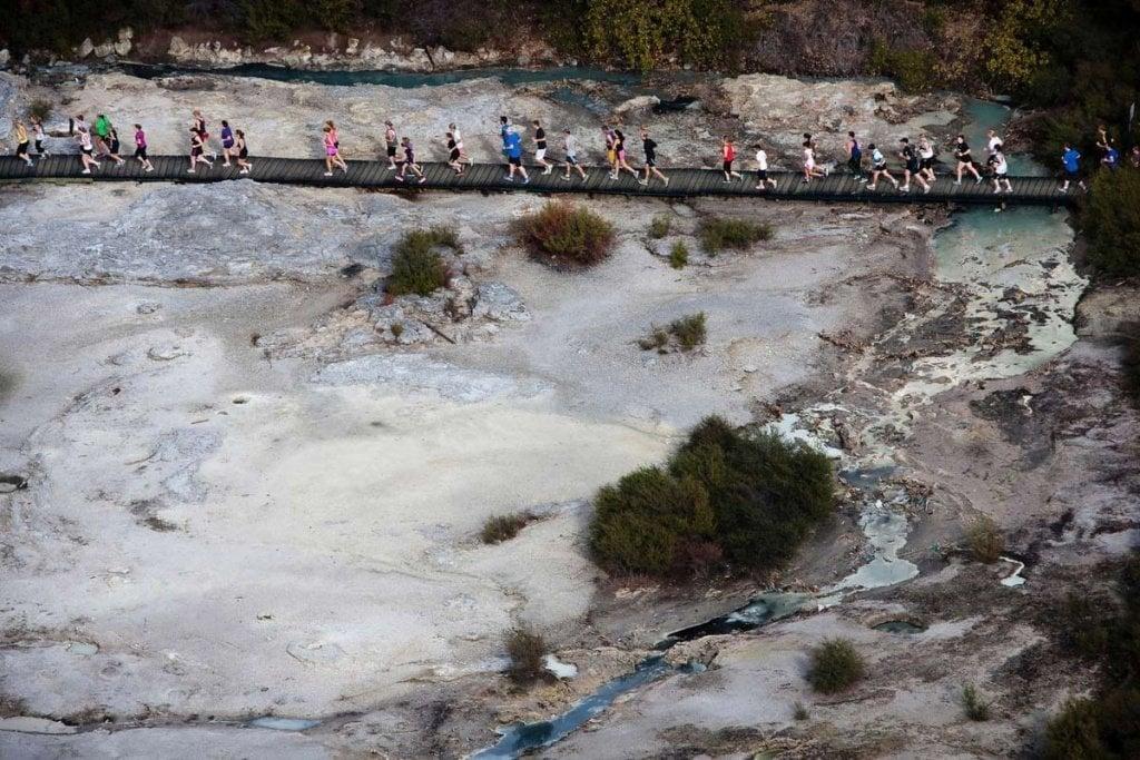 Tarawera Ultramarathon 50k in Rotorua