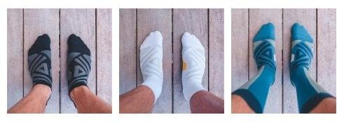 on running socks review