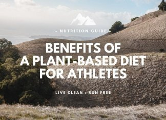 Benefits of a Plant Based Diet For Athletes web