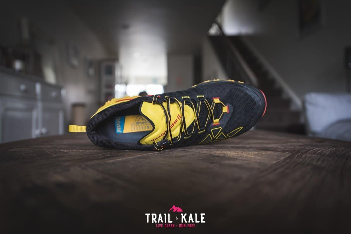 La Sportiva Bushido 2 review trail running Trail and Kale web wm 8
