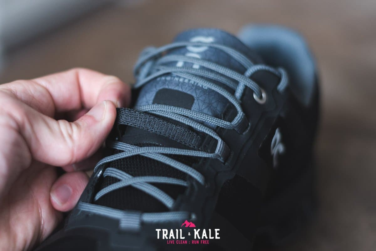 On Cloudventure Waterproof review 2019 Trail Kale trail running web wm 15