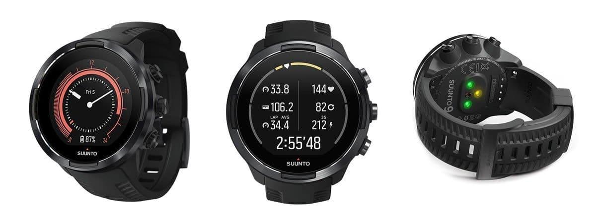 Suunto 9 Baro HR best gps watches for ultrarunning
