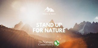The Nature Conservancy Stand Up For Nature Trail And Kale