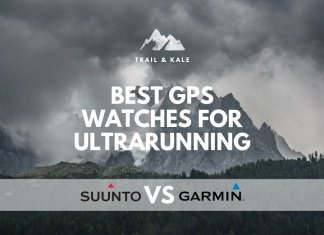 best GPS watches for ultrarunning trail and kale