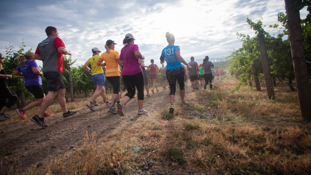 best running races most unique trail running races fueled by fine wine