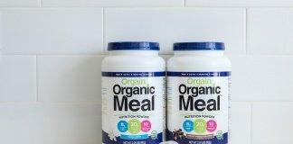 Orgain Organic Meal Powder Review Trail Kale