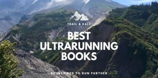 best ultrarunning books trail and kale