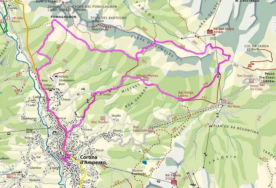 mappa skyrace small
