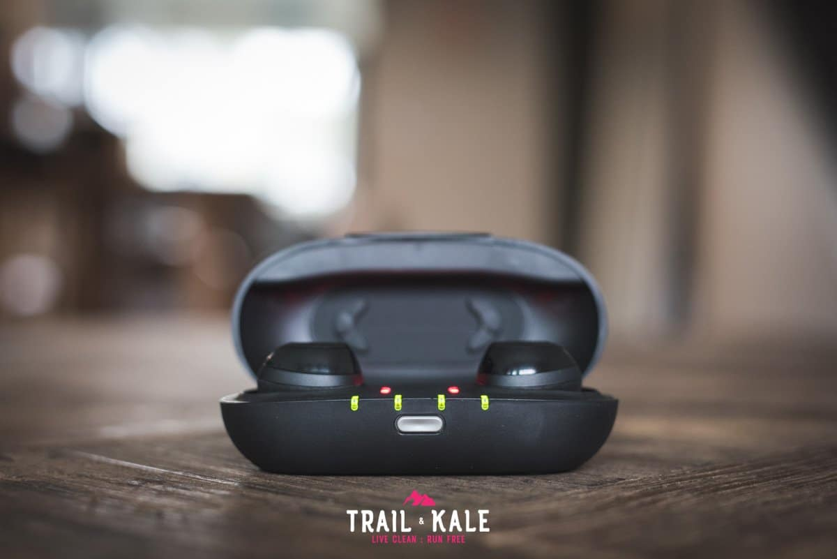 Nuheara IQbuds BOOST review Trail Kale wm 2