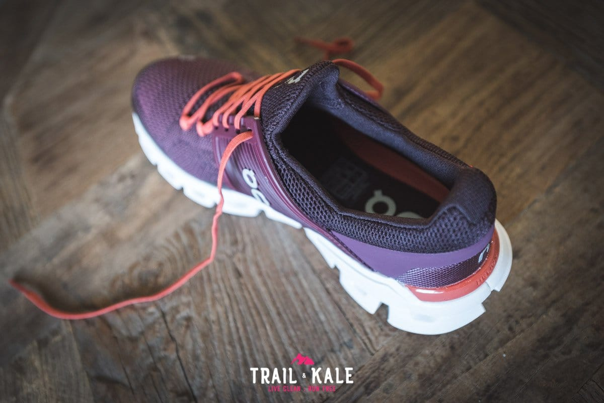 On Cloudswift womens review Trail Kale wm 10