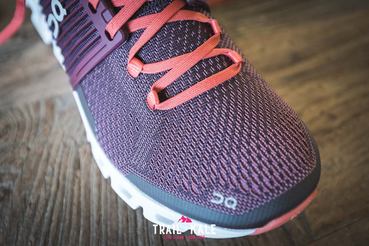 On Cloudswift womens review Trail Kale wm 12