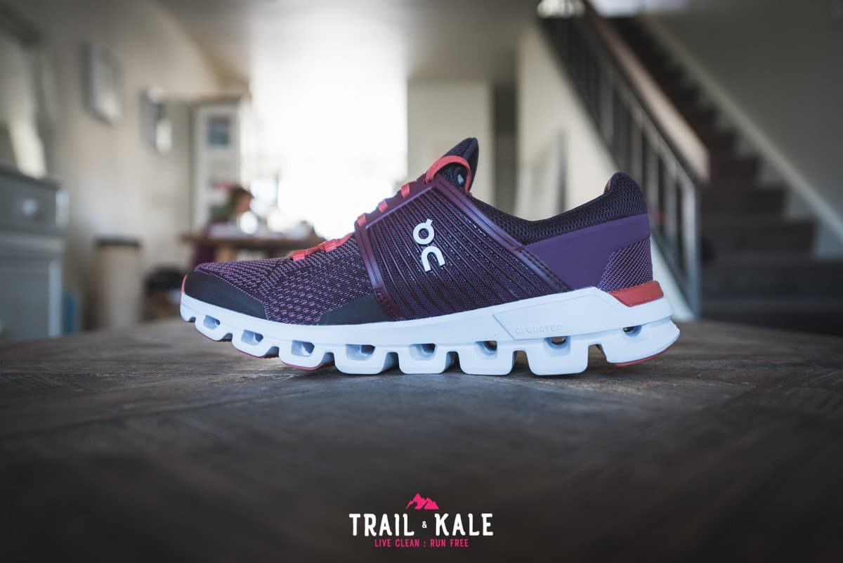 On Cloudswift womens review Trail Kale wm 4